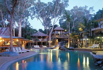 Radisson Treetops Resort And Spa Port Douglas Queensland